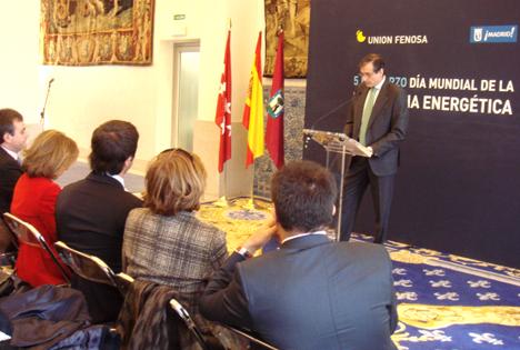 Alfredo González de Heredia, director general de Unión Fenosa Comercial