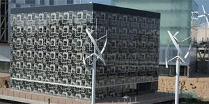 La geotermia aire-suelo. Tubos canadienses. Caso de éxito en el edificio cero emisiones. Zaragoza