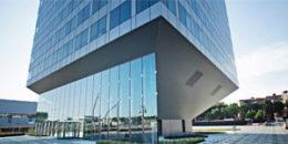 Icono de Edificios de oficinas de Energía Casi Nula a gran altura: Torre Auditori Portal Firal de Iberdrola