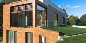 Vivienda certificada por el PassivHaus Institut con criterios de bioconstrucción en Asturias