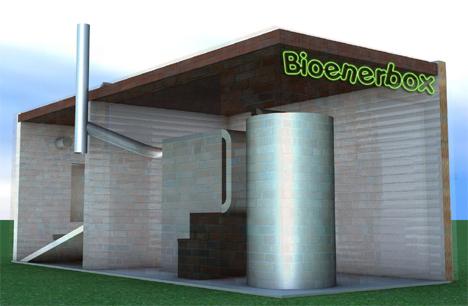 Bioenerbox Sistema Compacto