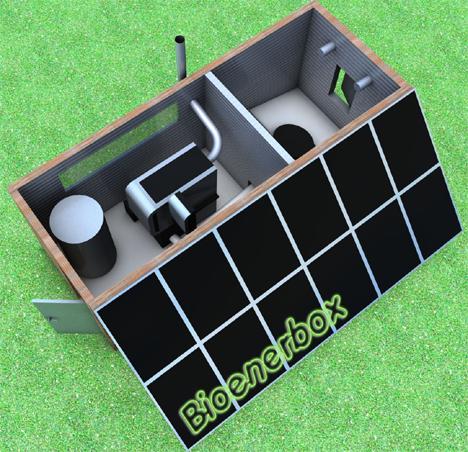 Bioenerbox Sistema Modular