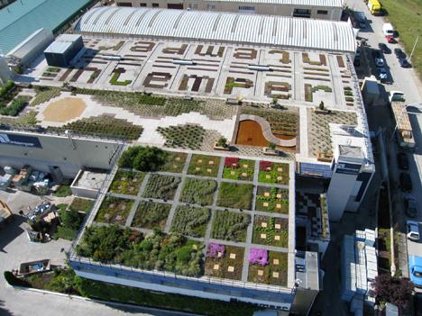 Sistemas ecológicos de cubiertas y paramentos Intemper
