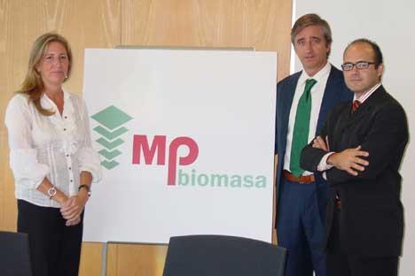 Biomasa en la Edificación