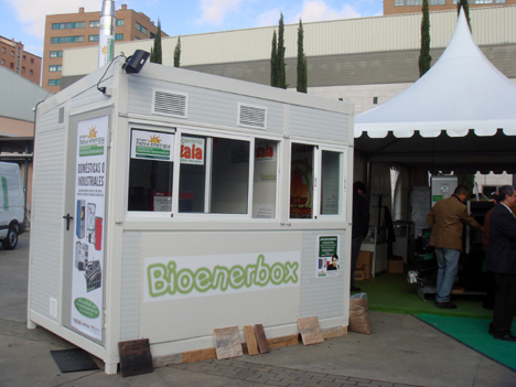 BioEnerBox en Expobioenergía´07