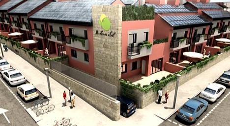 Bulevar Sol viviendas Clase A