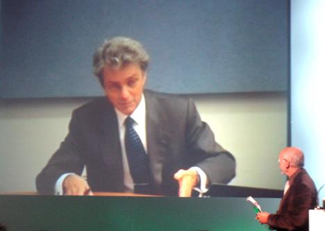 Eduardo Montes Pérez, Presidente del Club de Excelencia en Sosteniblidad y Vicepresidente mundial de Siemens España