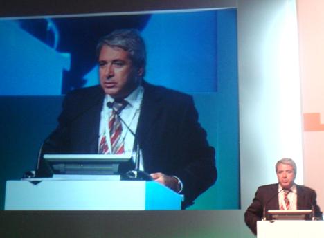Ernesto García Galán, Director General de Comunicación y Relaciones Externas de Isofotón