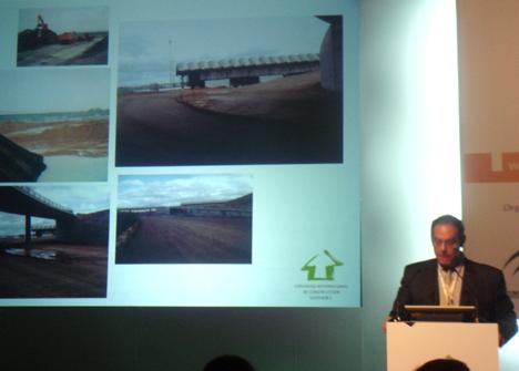 Jose Ignacio Tertre Torán, Presidente de la Asociación de Empresas de Gestión de Residuos de Construcción y Demolición