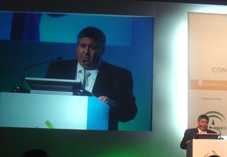 Juan Manuel Mieres, Director de I+D de Acciona Infraestructuras