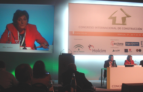 Josefina Gómez de Mendoza, Catedrática de Análisis Geográfico Nacional de la UAM