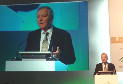 Klaus Töpfer, Director ejecutivo del PNUMA (1998-2006)