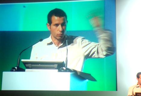 Manuel Calvo Salazar, biólogo, Consultor de la Conserjería de Obras públicas de la Junta de Andalucía
