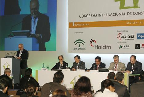 Inauguración y apertura del CICS