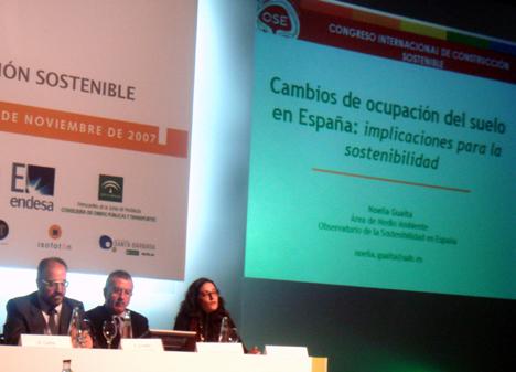 Noelia Guaita García, Coordinadora del Área de Medio Ambiente del Observatorio de la Sostenibilidad en España