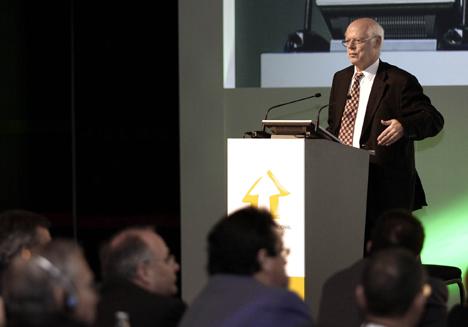 Paul Hyett, Arquitecto y Presidente de Ryder HKS Architects