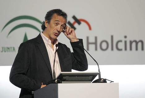Rafael de La Hoz-Castanys, Arquitecto