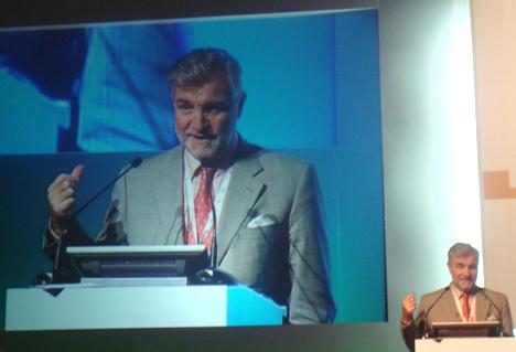 Saverio A. Banchini Enzler, Consejero delegado de Holcim España