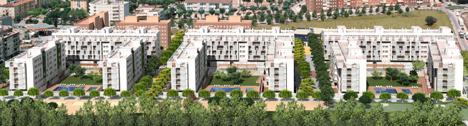 Premio a la Promoción Inmobiliaria más Sostenible expuesta en BMP´07 a la promotora Reyal Urbis por el proyecto El Vilar