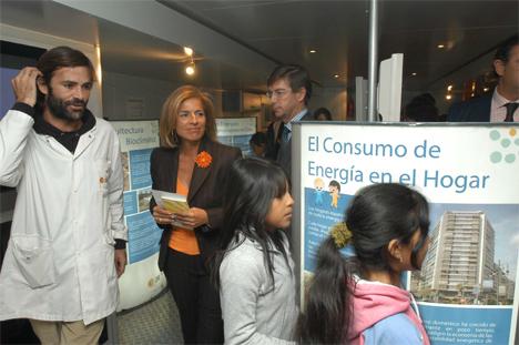 """Exposición """"La energía en el hogar"""""""