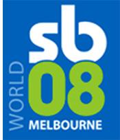 Conferencia mundial sobre Construcción Sostenible