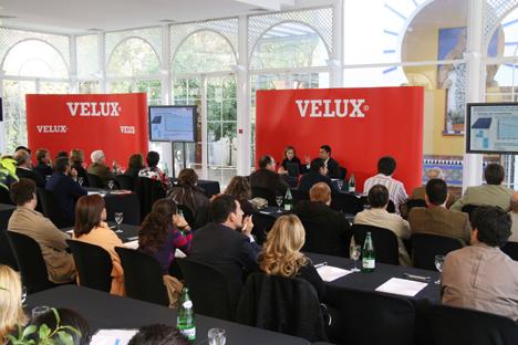 Conferencia Técnica Velux en Sevilla