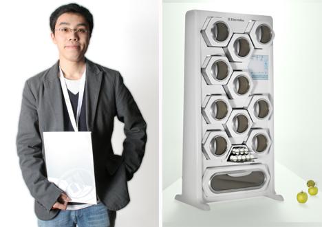 "Tercer Premio ""Go Fresh"" de He Cheng Fei"