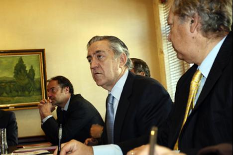 Honorato López Isla, vicepresidente primero y consejero delegado de Unión Fenosa en la presentación de Energylab.