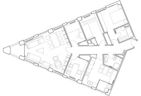 GAIA 2 - Rehabilitación de una vivienda en un bloque (Valencia)