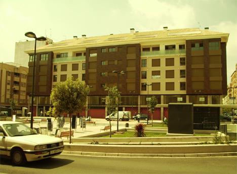 Edificio Aynos de Castellón