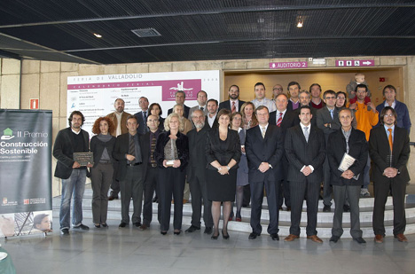 II Premios de Construcción Sostenible de Castilla y León.