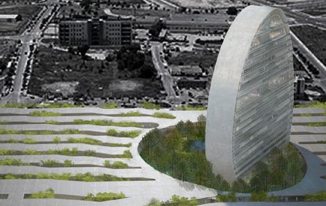 El diseño se ajusta a las condiciones climáticas y hace un uso eficiente de los recursos energéticos.