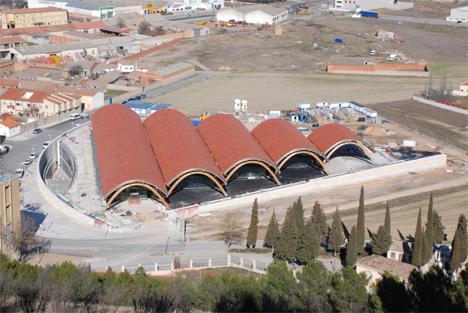 Accésit: Bodega de Protos en Peñafiel (Valladolid)