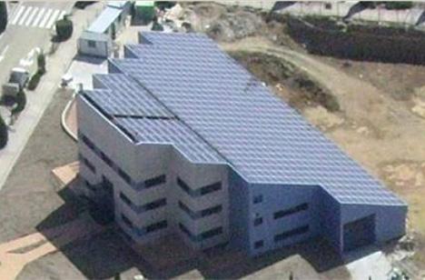 Accésit: Edificio Cenit Solar en Parque Tecnológico de Boecillo (Valladolid)