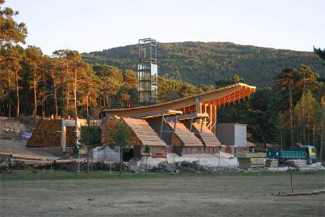 Premio: Casa de la Madera en Comunero de Revenga (Burgos)