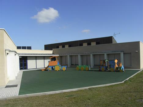 Accésit: Centro Infantil (Valladolid)