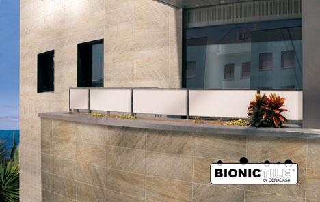 BIONICTILE® by Ceracasa