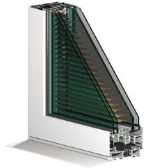 Nuevo ventanal de doble hoja Cor Urban de Cortizo