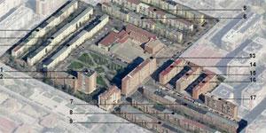 Concepto coste-eficiencia EECN aplicado a escala de barrio en el nuevo marco legislativo español de rehabilitación, regeneración y renovación urbana