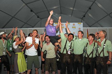 casa solar Ikaros, ganador del Premio de Condiciones de Bienestar y Confort.
