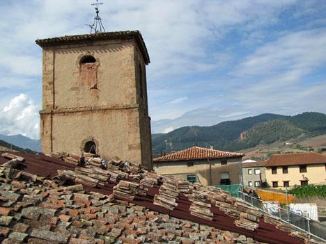 Iglesia Nuestra Señora de la Expectación, en Estollo.