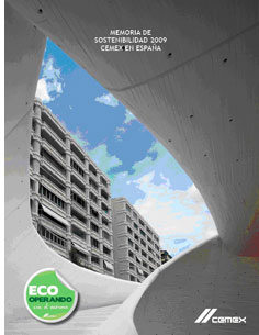 Memoria de Sostenibilidad 2009 de CEMEX