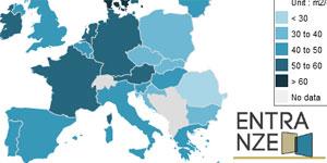 Proyecto ENTRANZE: Políticas para reforzar la transición a Edificios de Consumo de Energía Casi Nulo en Europa
