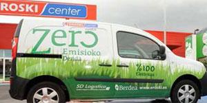 Supermercado Eroski Cero Emisiones, el primer modelo de tienda 100% sostenible con un balance neutro en emisiones de CO2