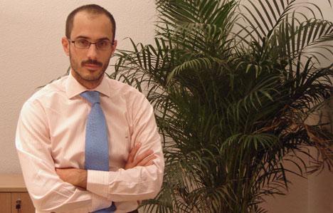 David Pérez, Socio de Eclareon, asesor de Solarpraxis para la organización de la Conferencia de la Industria Solar (CIS 2010).