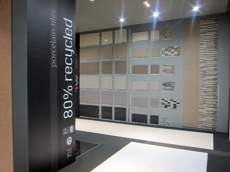 Exposición de Roca Tile Group