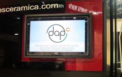 DAP, certificación ambiental concedida a Vives