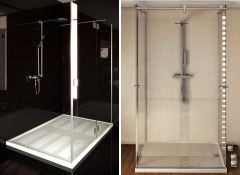 Cosentino presenta los nuevos platos de ducha y lavabos de - Plato de ducha de silestone ...