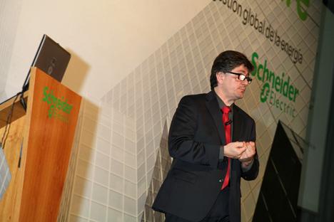 Francisco Juan, director técnico arquitecturas Schneider Electric