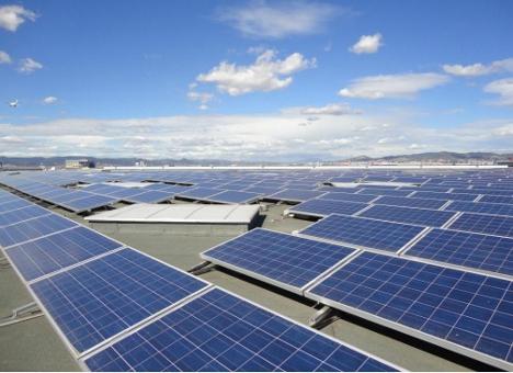 Relatio participa en la planta de energia solar de la ZAL, en el puerto de Barcelona
